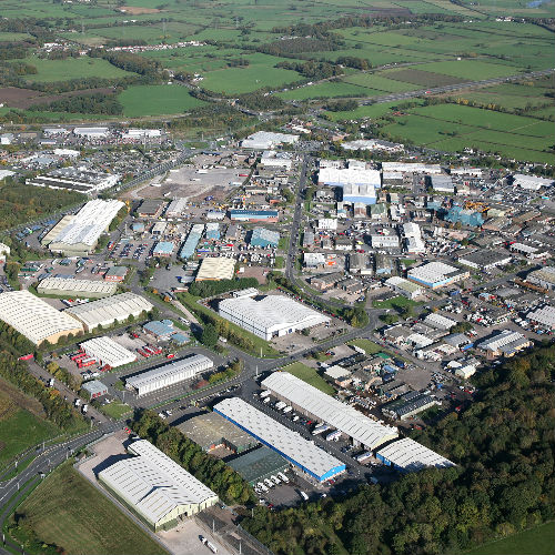 Carlisle, Kingstown Industrial Estate