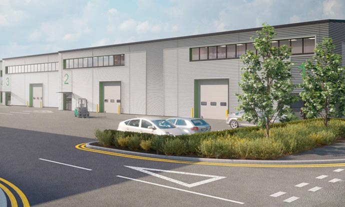 Chancerygate submits planning for 300,000 sq ft scheme in Knutsford