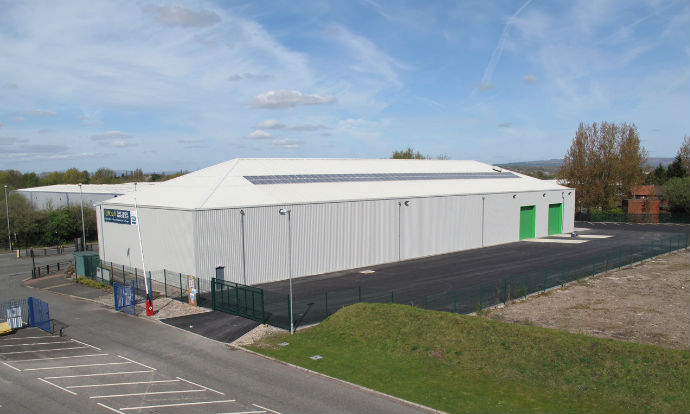 New occupier secured for Satellite Park
