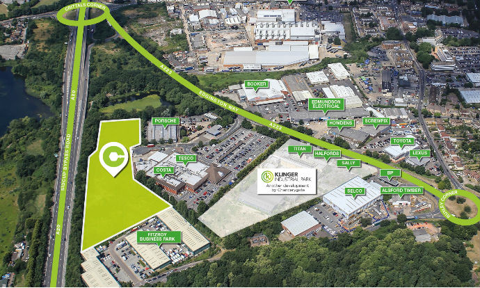 Chancerygate acquires Sidcup site from Tesco