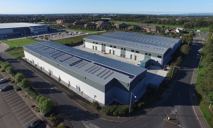 Chancerygate completes in Chorley with 40% already sold