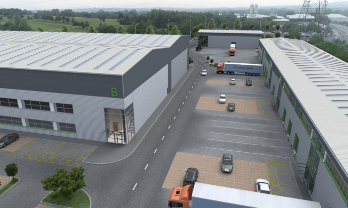 Chancerygate secures approval for second phase of Satellite Park in Oldham