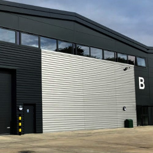 Wye Business Park, High Wycombe