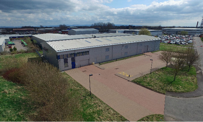 Chancerygate let former data centre in Darlington