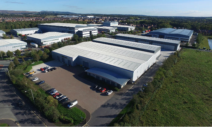 Chancerygate's Chorley development 80% occupied after four months with new 47,500 sq ft lease