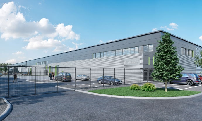 Chancerygate and Hines joint venture continues to gather pace with new acquisitions worth £50m to deliver 348,000 sq ft of industrial space