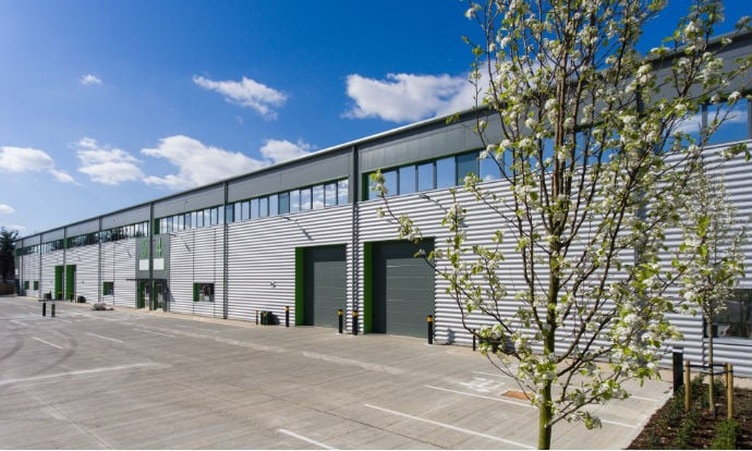 Chancerygate completes four industrial developments totalling 282,400 sq ft with two forward sold to M&G Real Estate