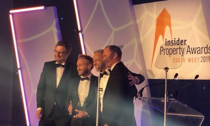 Chancerygate's Warmley Business Park, Bristol named industrial development of the year at South West Property Awards