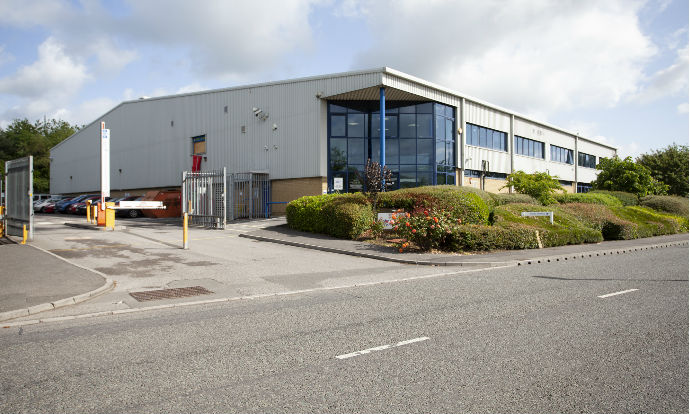 Industrial developer and asset manager Chancerygate sells 38,000 sq ft industrial unit for £3.5m in Frome, Somerset