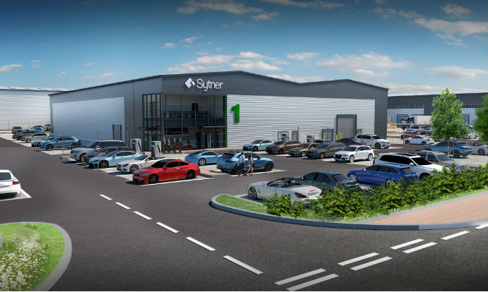 Chancerygate awards record £10.5m contract to Caddick construction at £33m Novus Industrial scheme in Knutsford, Cheshire