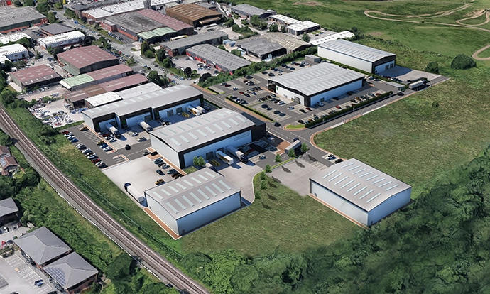 Disposals of 55% of phase one announced at £33m Novus site, Knutsford