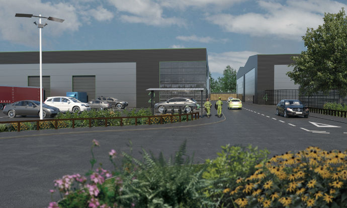 Historic Bootle blade maker Hardy UK cuts a deal for 22,000 sq ft facility at Merseyreach Logistics Park, Aintree