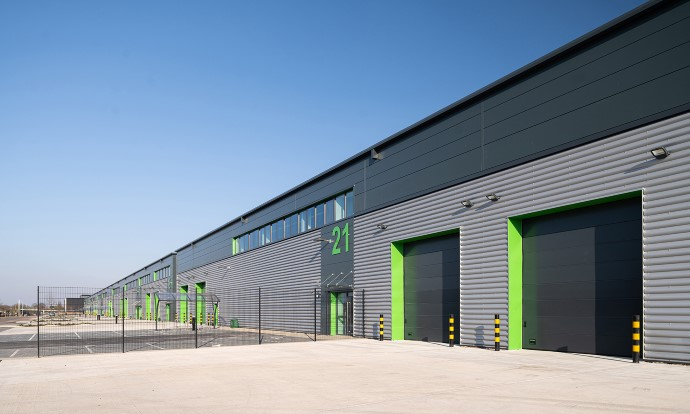 Chancerygate and Hines JV pre-sells 25% of 157,000 sq ft Nottingham industrial scheme