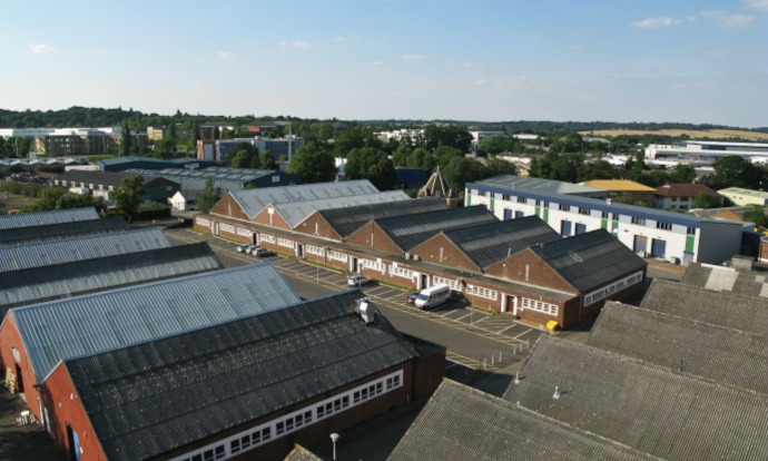 Chancerygate sells 87,300 sq ft Welwyn Garden City industrial estate