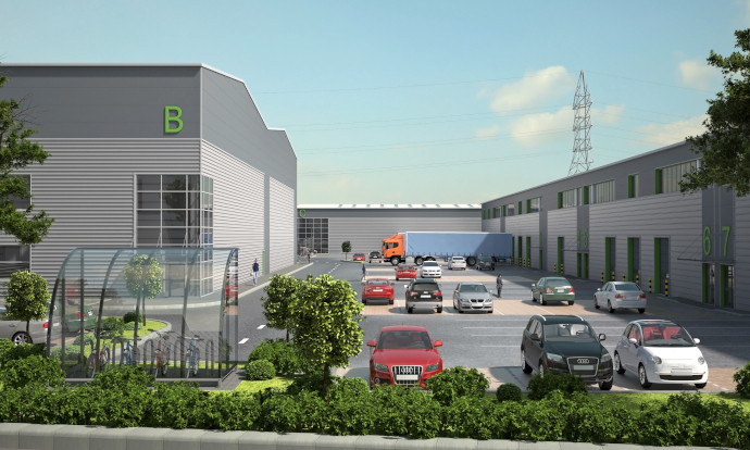 Chancerygate secures planning for 140,000 sq ft industrial development in Oldham, Greater Manchester