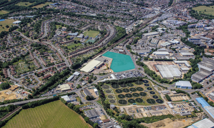 Chancerygate and Hines JV secures planning for 100,000 sq ft industrial development in Tonbridge, Kent