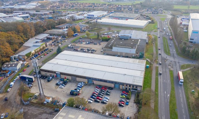 JR Capital and Chancerygate £100m industrial fund buys Northampton portfolio for £10.4m