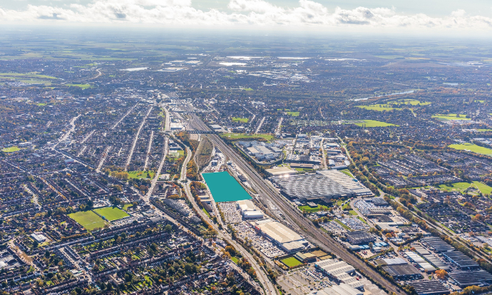 Chancerygate and Bridges Fund Management acquire Peterborough site to develop 200,000 sq ft of industrial, roadside and trade space