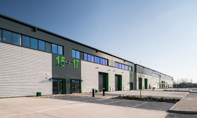 Howdens joinery expands in Nottingham with new 8,800 sq ft warehouse at Trent Gateway, Beeston