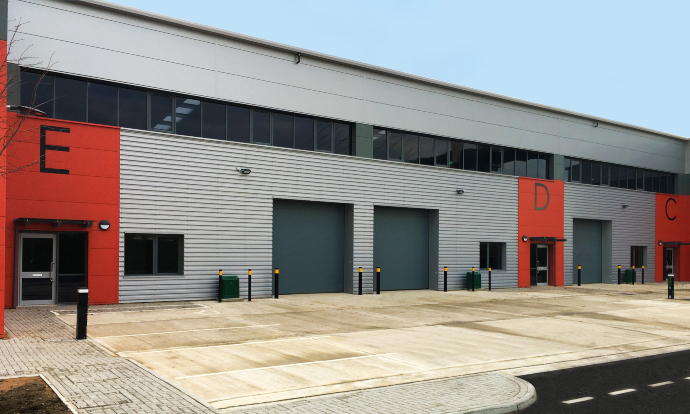 Chancerygate completes £17m, 86,000 sq ft Panorama scheme in Dartford with 80 per cent of space sold