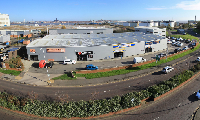JR Capital and Chancerygate £100m industrial fund acquires Birkenhead and Cardiff assets for £6.9m