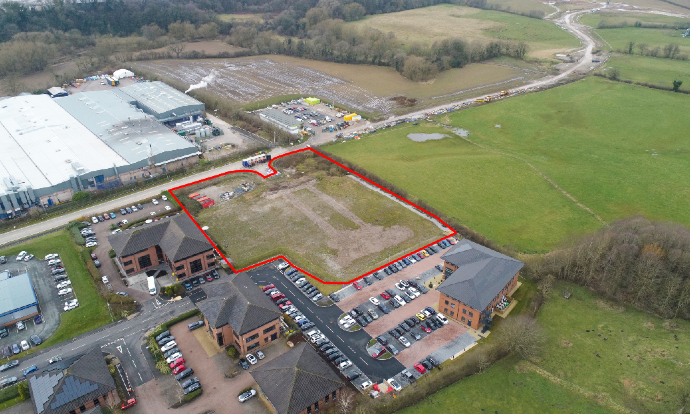 Chancerygate acquires 2.2-acre Congleton Business Park plot with plans to deliver £7m, 53,000 sq ft industrial scheme