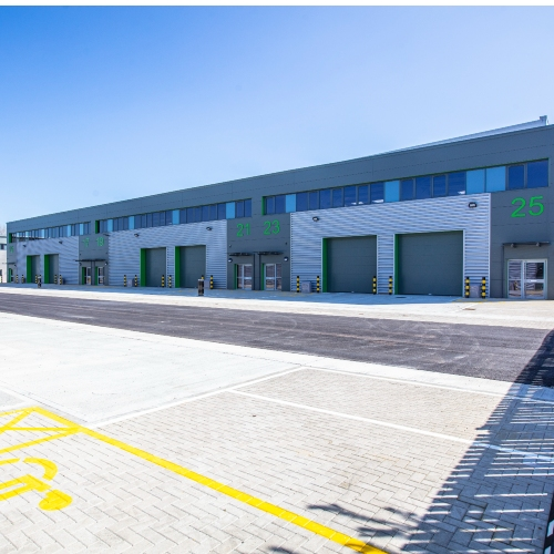 Ipswich, Cranes Business Centre