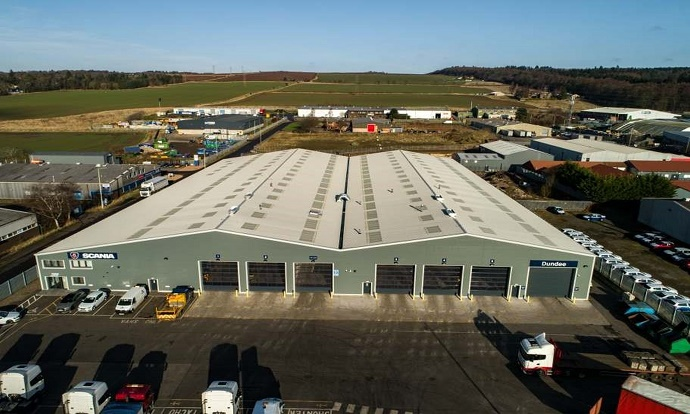 Chancerygate and JR Capital's £100m multi-let industrial property fund makes six new acquisitions totalling £20m