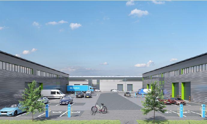 Chancerygate and Bridges Fund Management JV submits planning for £30m, 147,000 sq ft urban logistics development in Edinburgh