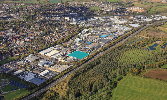 Chancerygate acquires site in Witham, Essex, to deliver £10.5m, 58,000 sq ft industrial scheme